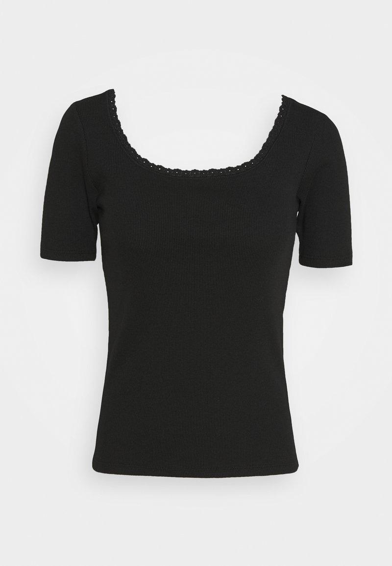 ONLY - ONLDAISY LIFE - T-shirt basic - black