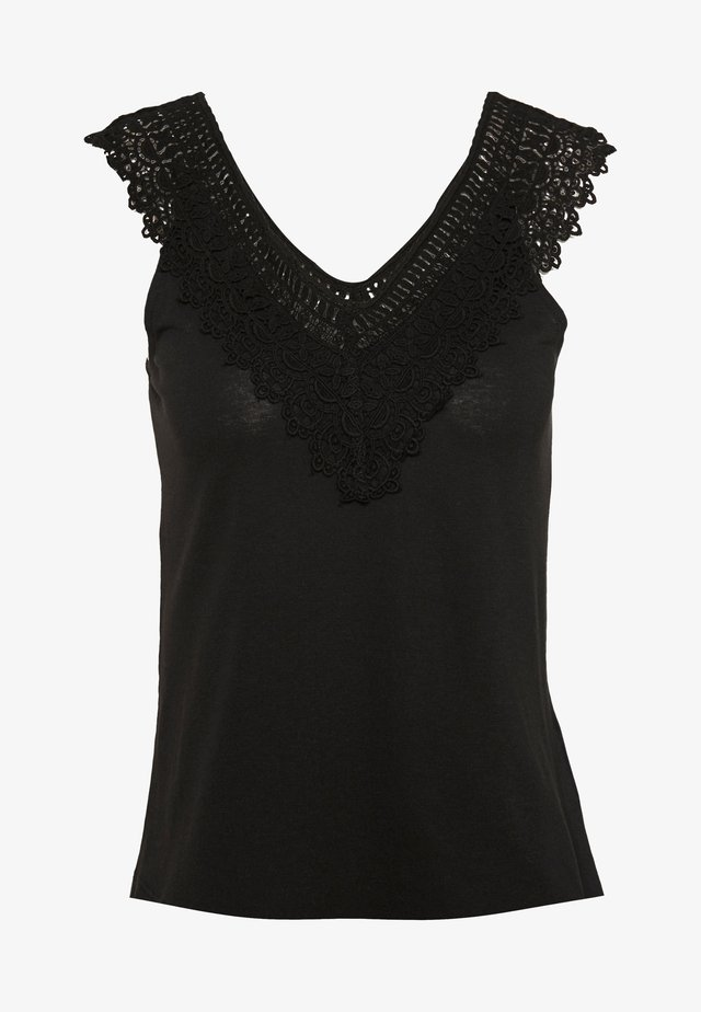 ONYVICTORIA - Top - black