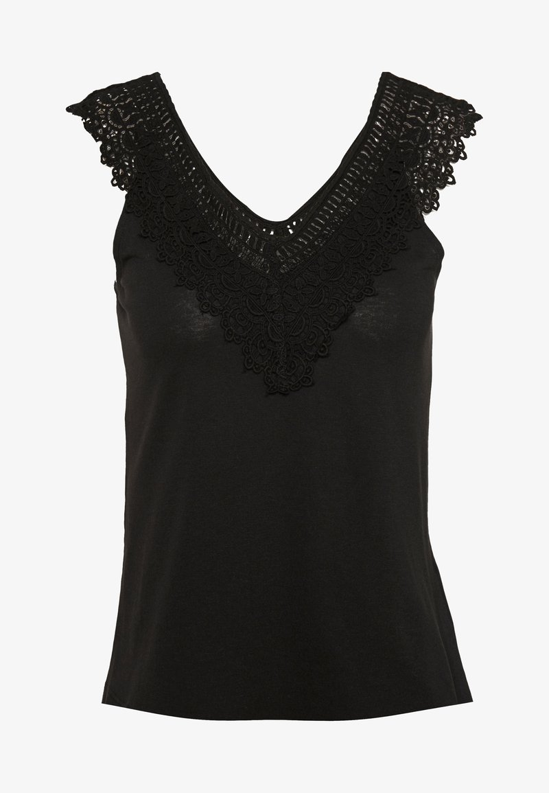 ONLY - ONYVICTORIA - Top - black