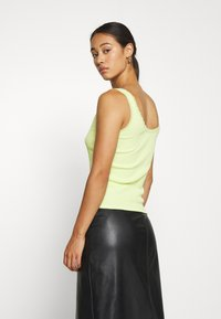 ONLY - ONLDAISY LIFE 2 PACK - Top - black/sunny lime - 2