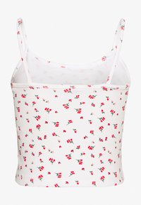 ONLY - ONLFENJA LIFE CROPPED 2 PACK - Top - white - 2