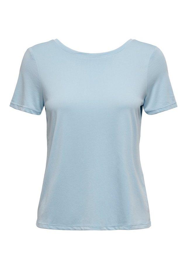 Camiseta estampada - cashmere blue