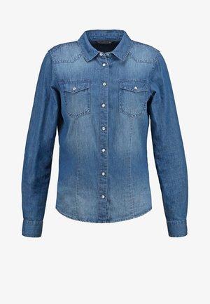 ONLALWAYSROCK - Camicia - dark blue denim