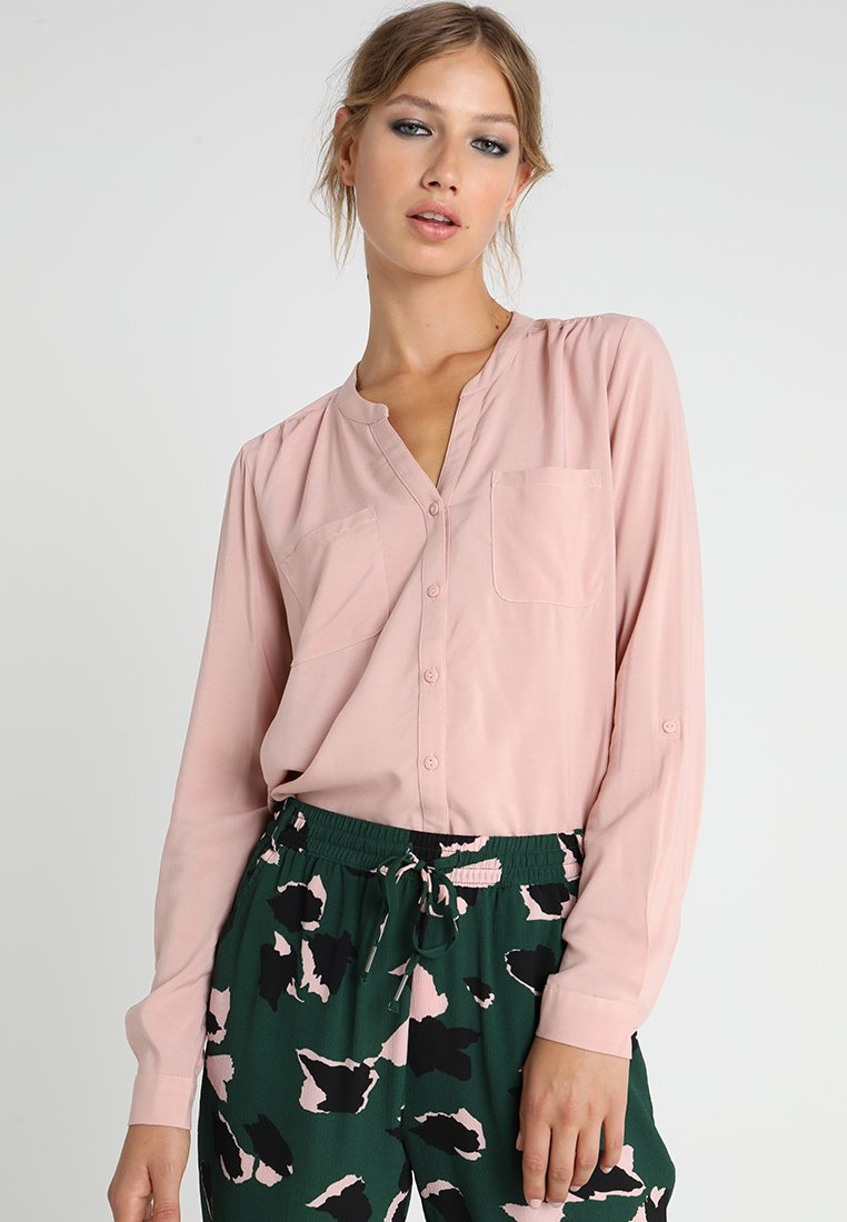ONLY - ONLFIRST POCKET - Camisa - misty rose
