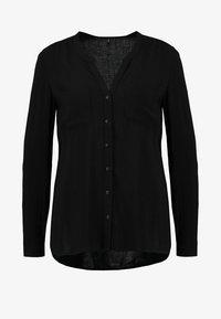 ONLY - ONLFIRST POCKET - Camicia - black - 5