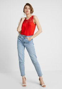 ONLY - ONLVENICE - Bluser - flame scarlet - 2