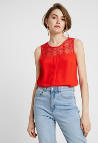 ONLY - ONLVENICE - Bluser - flame scarlet - 0