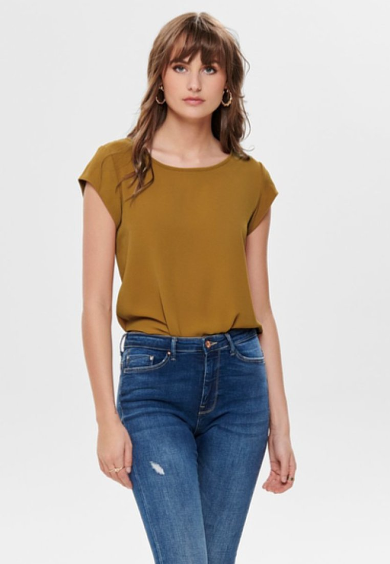 ONLY - ONLVIC  - Blusa - cathay spice