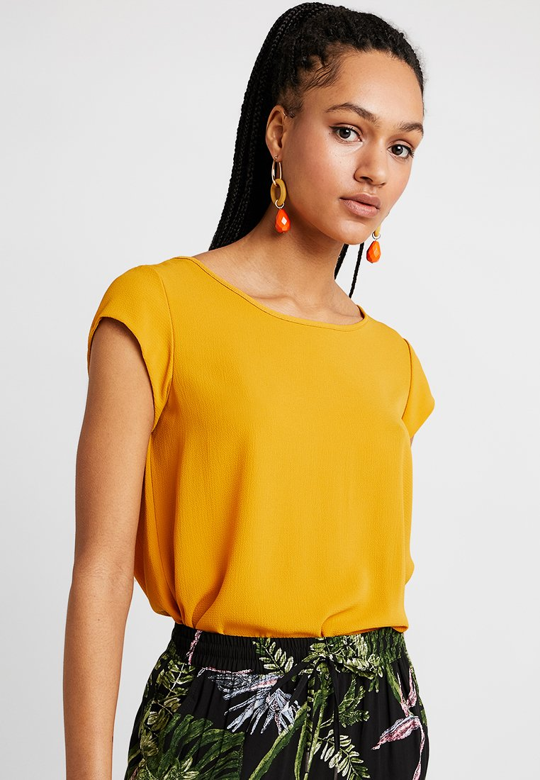 ONLY - Printtipaita - golden yellow