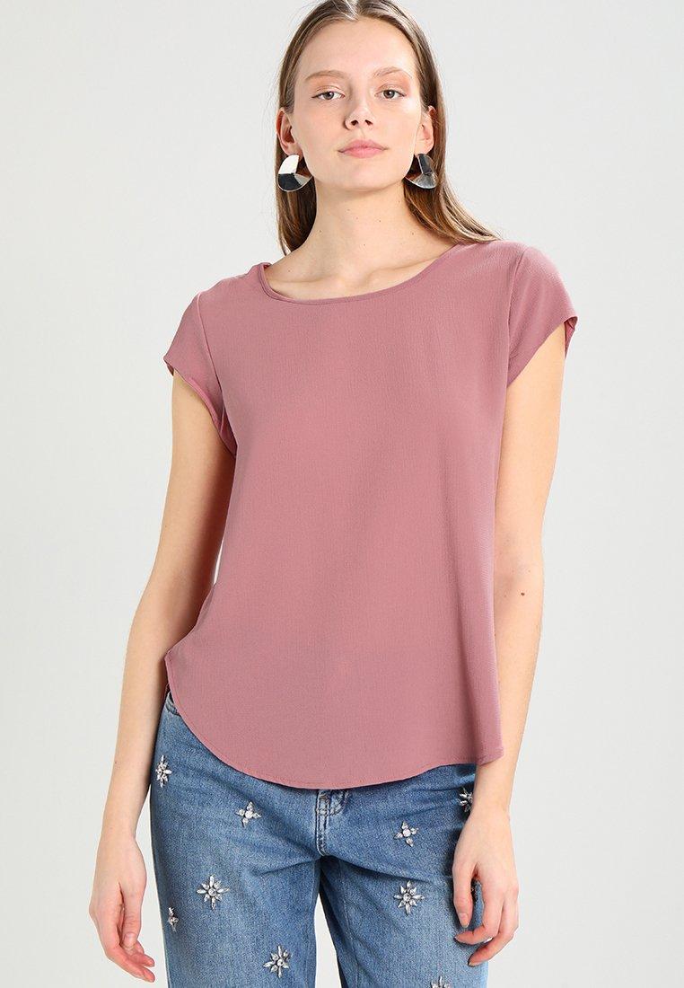 ONLY - Print T-shirt - mesa rose
