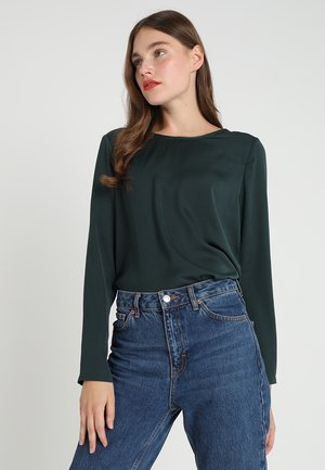 ONLMONA O NECK  - Blouse - green gables