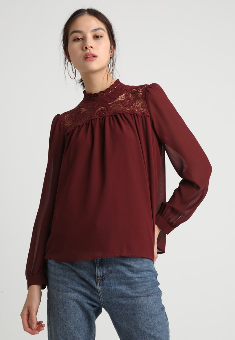 ONLY - ONLNEW CAT  - Blouse - port royale