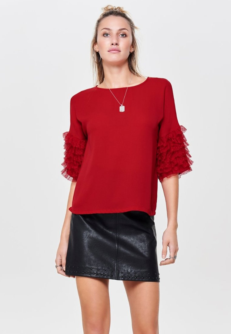 ONLY - Blouse - red