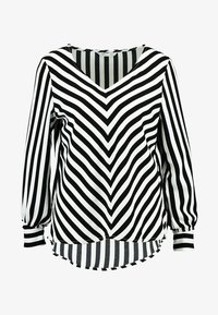 ONLY - Blouse - black/white - 4