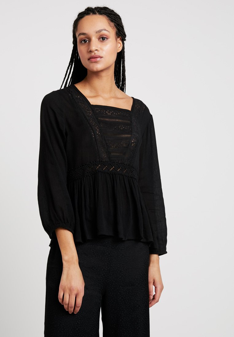 ONLY - ONLLONE TOP - Blouse - black
