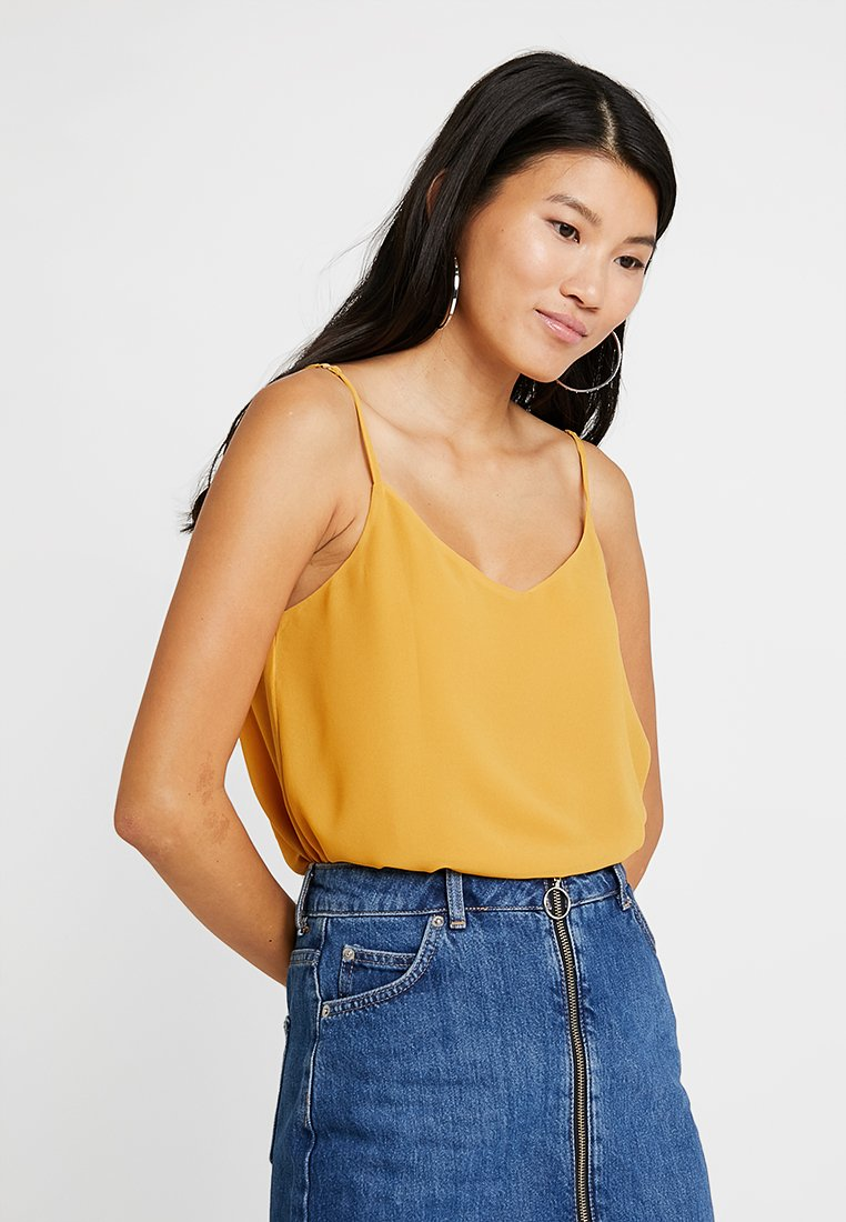 ONLY - ONLMOON - Bluse - mango mojito