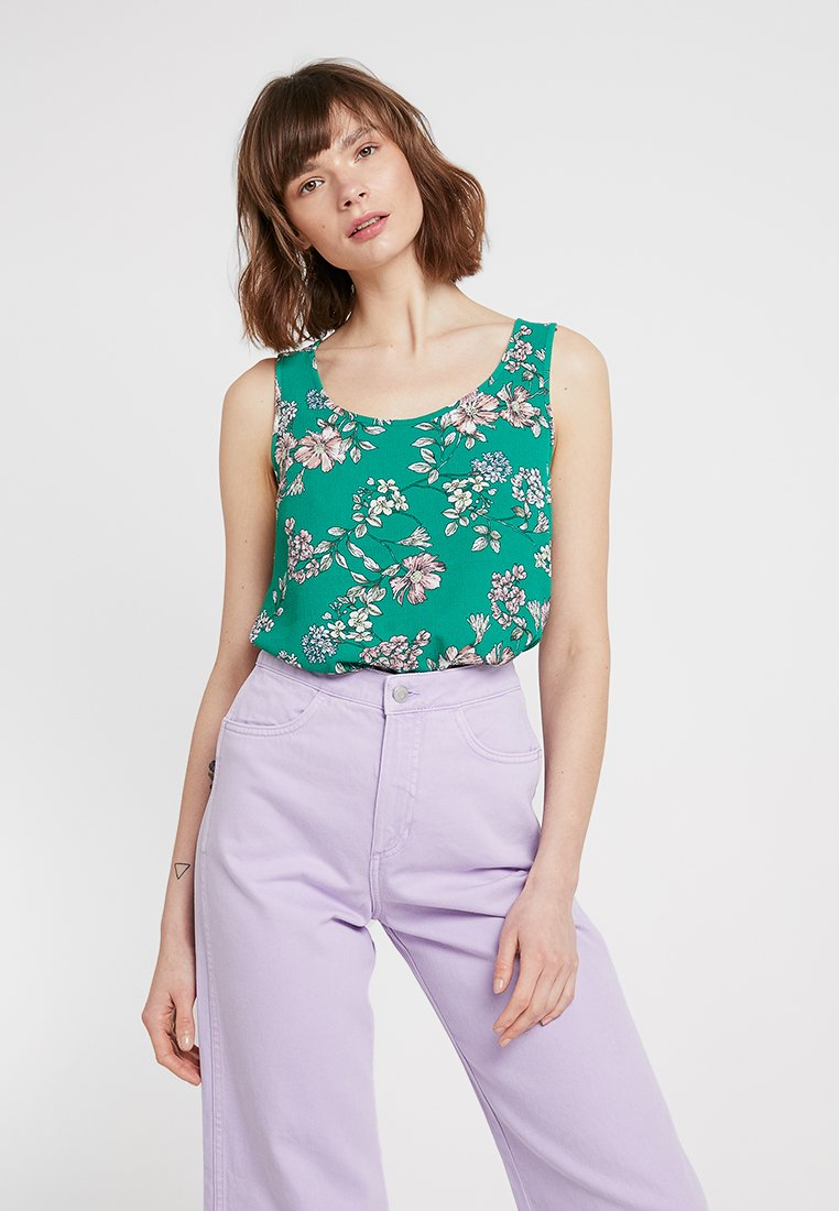 ONLY - ONLNOVA - Bluse - simply green