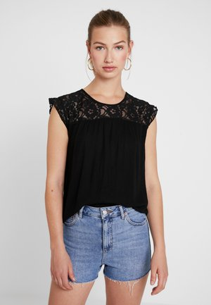 ONLEMMA KARMEN - Blouse - black