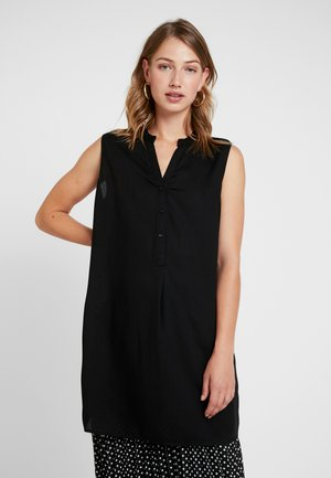 ONLNEWFIRST TUNIC - Blouse - black