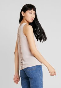 ONLY - CAMILLA DETAIL - Blouse - shadow gray - 0