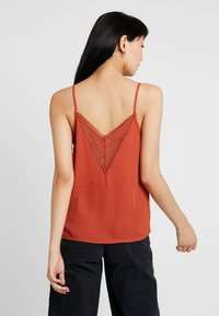 ONLY - ONLSIVA SINGLET - Top - picante - 2