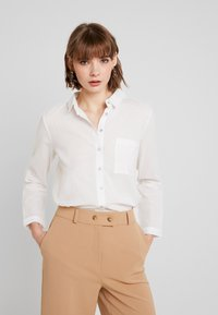 ONLY - ONLBRIGHT - Camicia - cloud dancer - 0