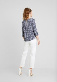ONLY - ONLNOVA SLEEVE - Blouse - cloud dancer/mono - 2