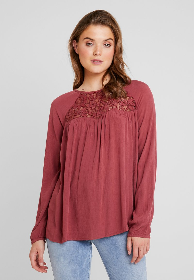 ONLY - ONLARIE MIX - Blouse - apple butter