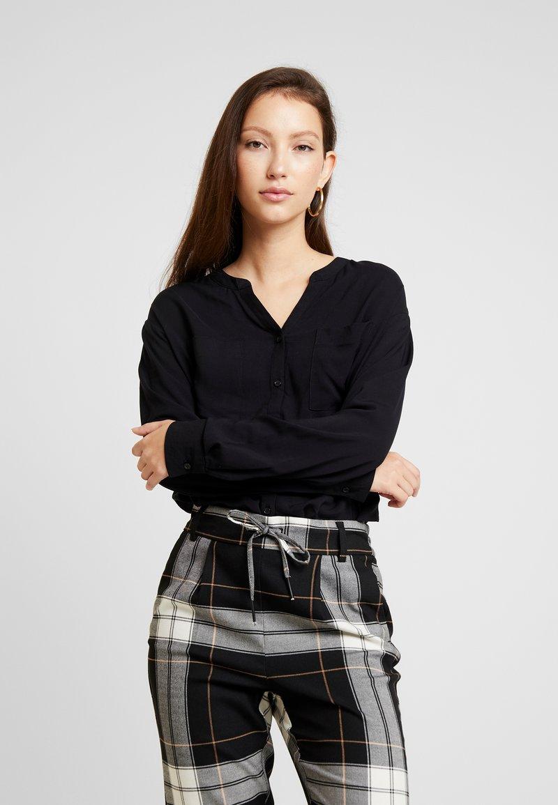 ONLY - ONLDIDEMFELLOW - Bluse - black