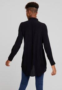 ONLY - ONYNARA - Button-down blouse - black - 2