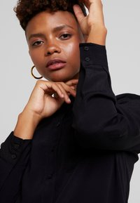 ONLY - ONYNARA - Button-down blouse - black - 4