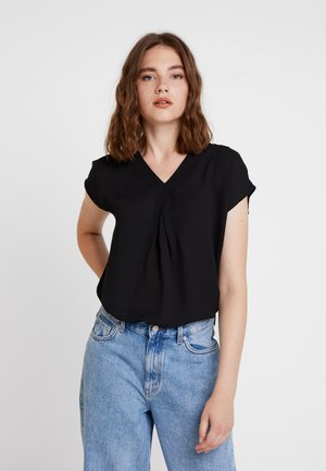 ONLSWEET V NECK - Blouse - black