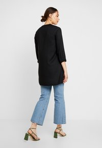 ONLY - ONLNEWFIRST TUNIC - Tuniek - black - 2