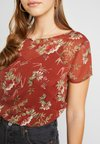 ONLY - ONLCLEO - Bluse - picante