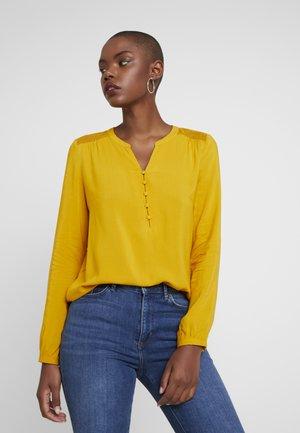 ONLEDDIE DETAIL - Blouse - golden yellow