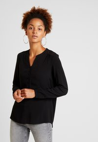 ONLY - ONLEDDIE DETAIL - Blusa - black - 0