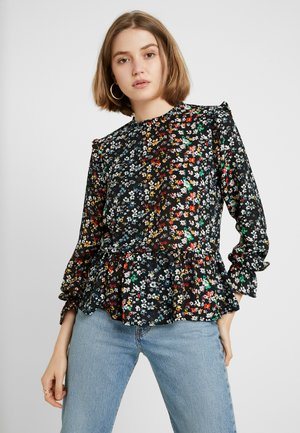 ONLELLA - Blouse - black