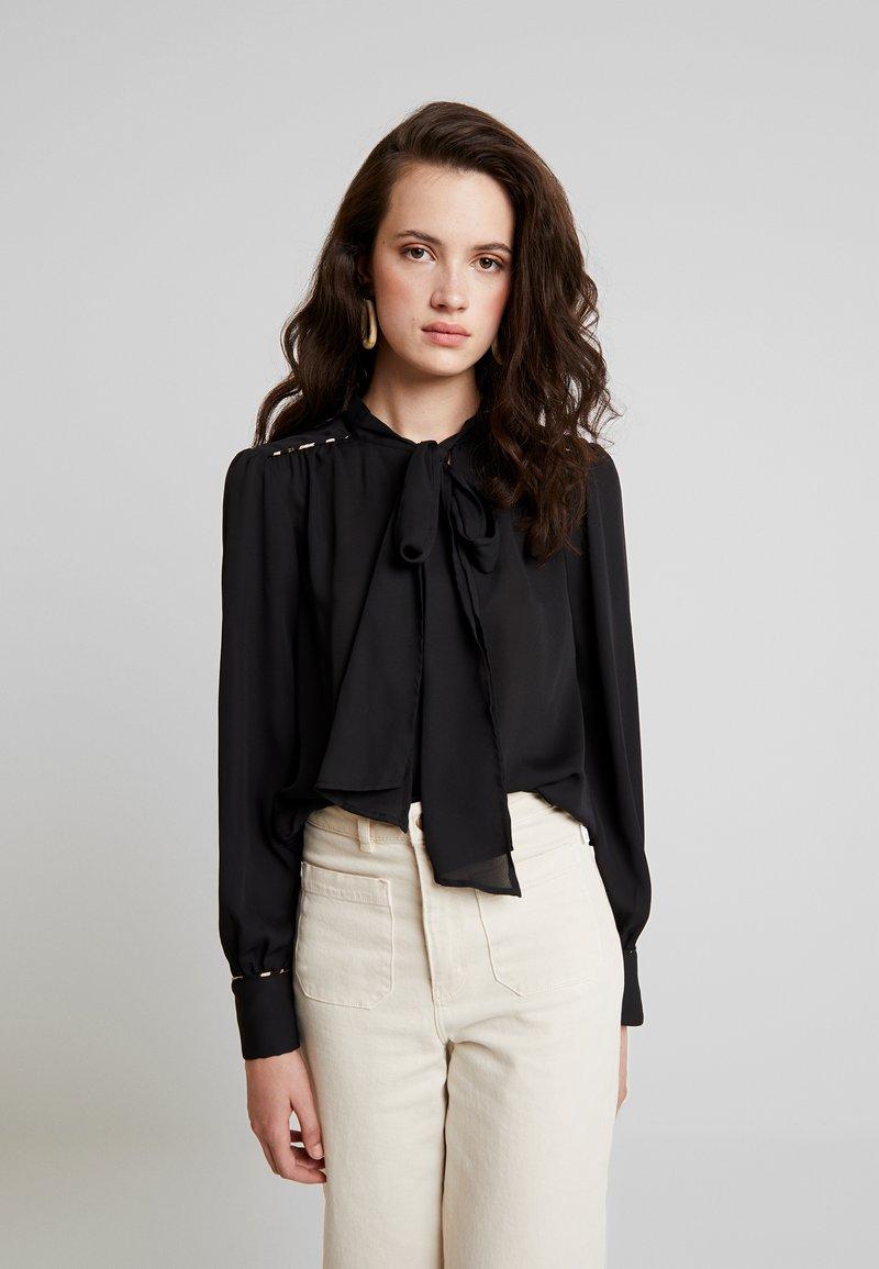 ONLY - ONLOPAL  - Bluse - black