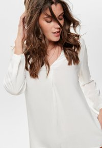 ONLY - Blusa - off-white - 3