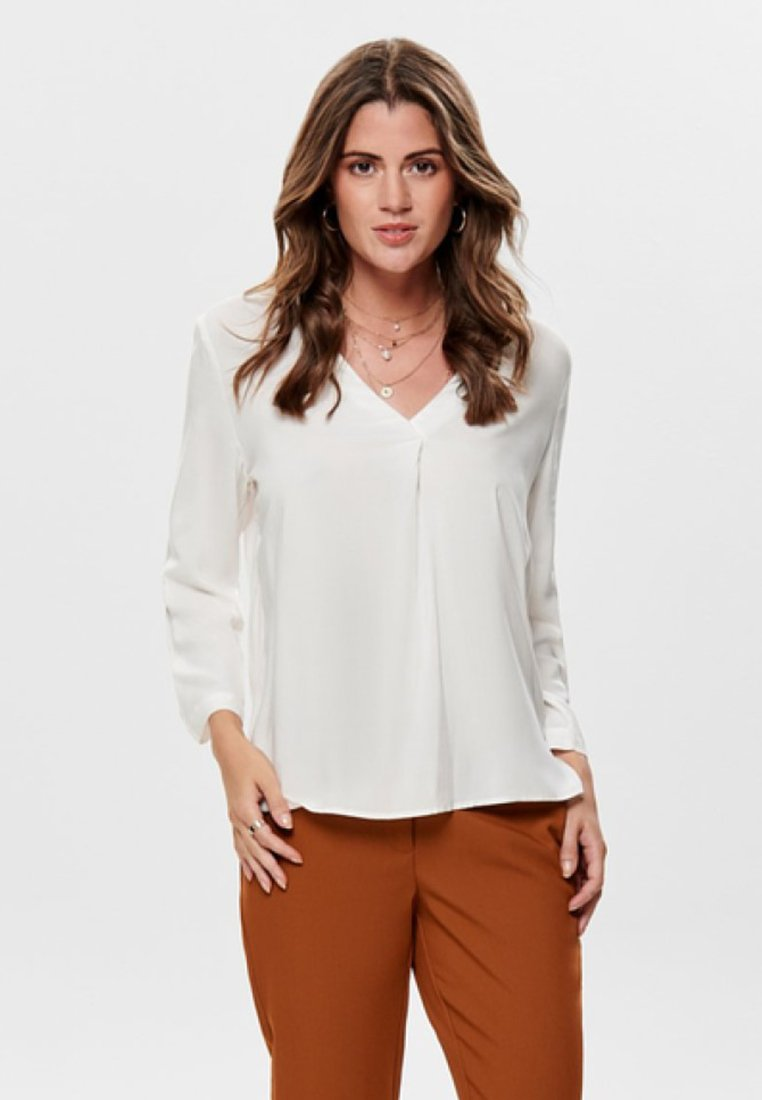 ONLY - Bluser - off-white