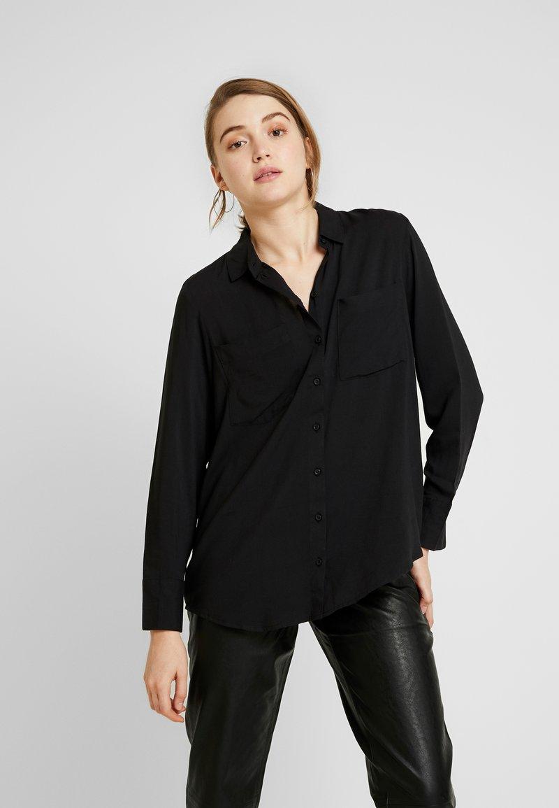 ONLY - ONLFRITA - Camisa - black