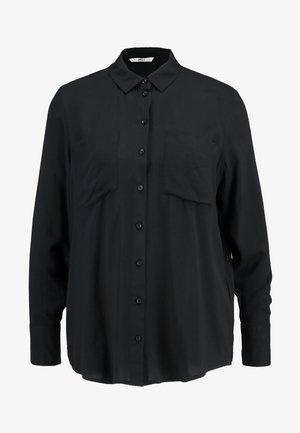 ONLFRITA - Button-down blouse - black