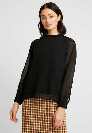 ONLLARINET - Bluse - black