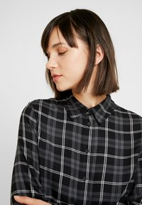 ONLY - ONLMARGIE - Button-down blouse - black - 5