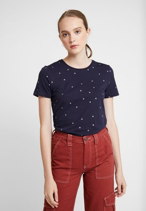 ONLWILLY BOX - T-shirts med print - night sky/silver stars