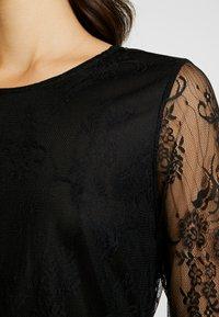 ONLY - ONLLILLIE - Bluse - black - 3