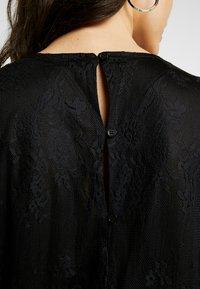 ONLY - ONLLILLIE - Bluse - black - 5