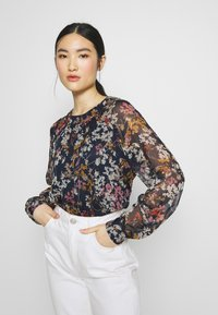 ONLY - ONLDAISY - Blouse - sky captain/cool branches - 0