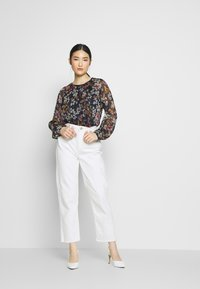 ONLY - ONLDAISY - Blouse - sky captain/cool branches - 1