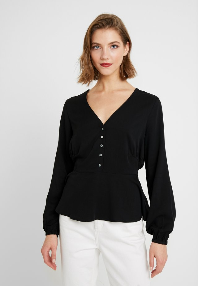 ONLFALMA SOLID  - Blouse - black
